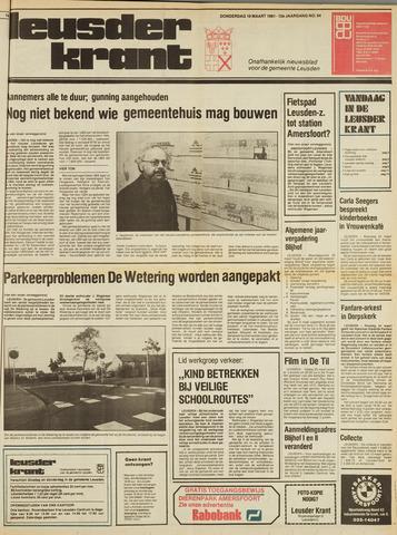 Leusder Krant 1981-03-19