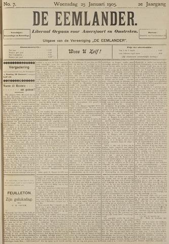 De Eemlander 1905-01-25