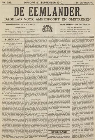 De Eemlander 1910-09-27