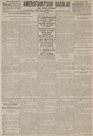 Amersfoortsch Dagblad / De Eemlander 1927-07-29