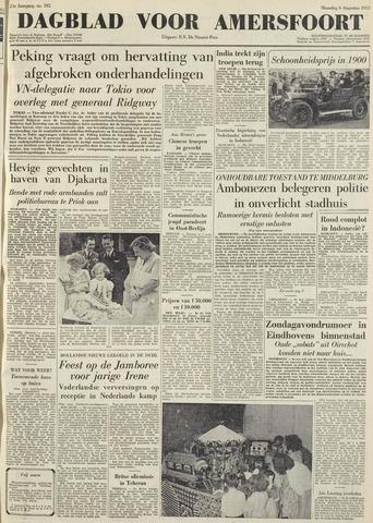 Dagblad voor Amersfoort 1951-08-06