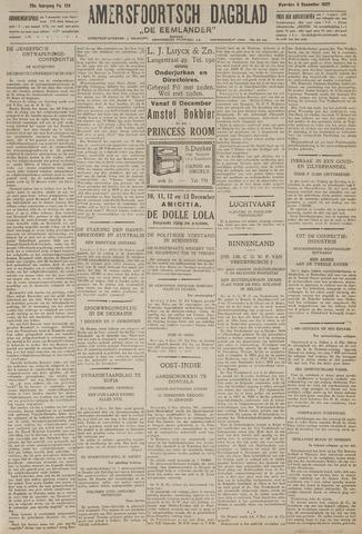 Amersfoortsch Dagblad / De Eemlander 1927-12-05