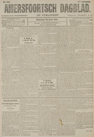 Amersfoortsch Dagblad / De Eemlander 1913-06-30