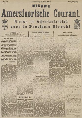 Nieuwe Amersfoortsche Courant 1918-06-05