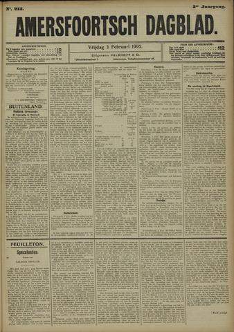 Amersfoortsch Dagblad 1905-02-03