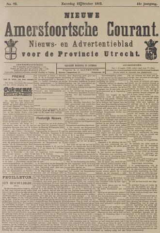 Nieuwe Amersfoortsche Courant 1912-10-12