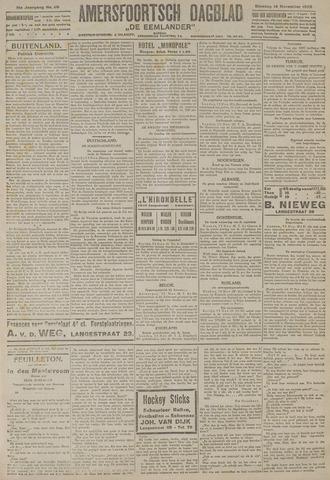 Amersfoortsch Dagblad / De Eemlander 1922-11-14