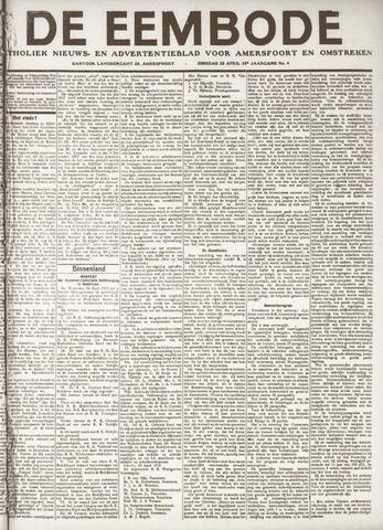 De Eembode 1919-04-22
