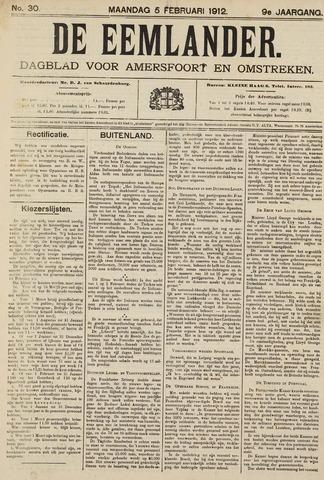 De Eemlander 1912-02-05