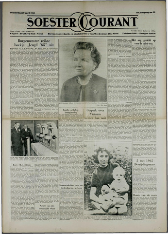 Soester Courant 1965-04-29