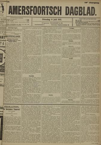 Amersfoortsch Dagblad 1911-07-11