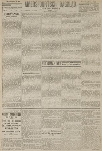 Amersfoortsch Dagblad / De Eemlander 1920-07-21