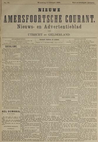 Nieuwe Amersfoortsche Courant 1895-02-06