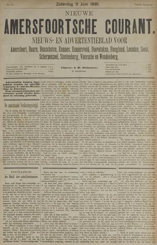 Nieuwe Amersfoortsche Courant 1881-06-11