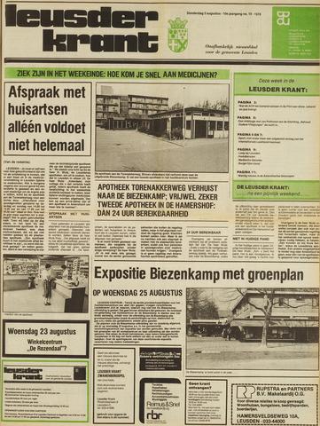 Leusder Krant 1978-08-03