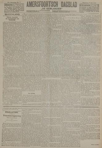 Amersfoortsch Dagblad / De Eemlander 1918-07-08