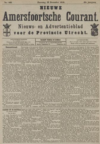 Nieuwe Amersfoortsche Courant 1916-12-23