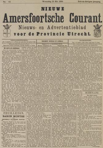 Nieuwe Amersfoortsche Courant 1904-05-25