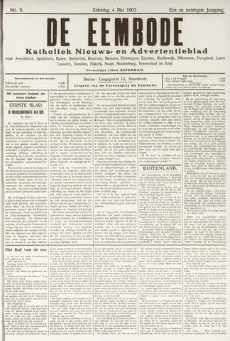 De Eembode 1907-05-04