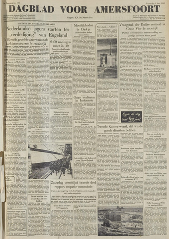 Dagblad voor Amersfoort 1949-06-01