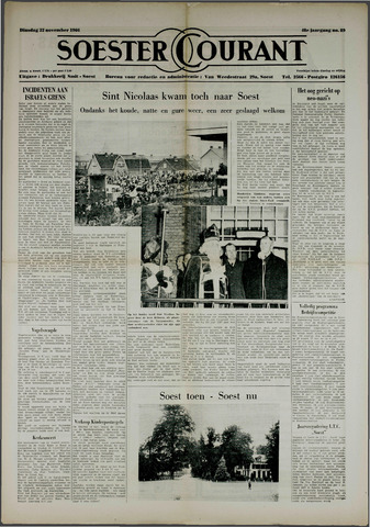 Soester Courant 1966-11-22