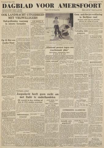 Dagblad voor Amersfoort 1948-03-24