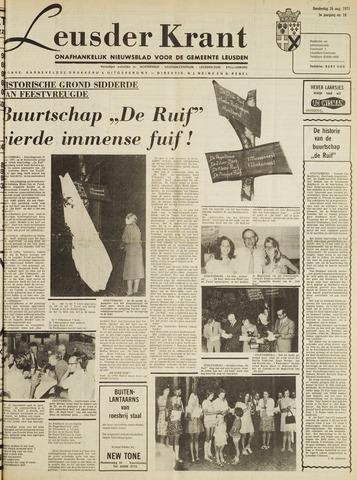 Leusder Krant 1971-08-26