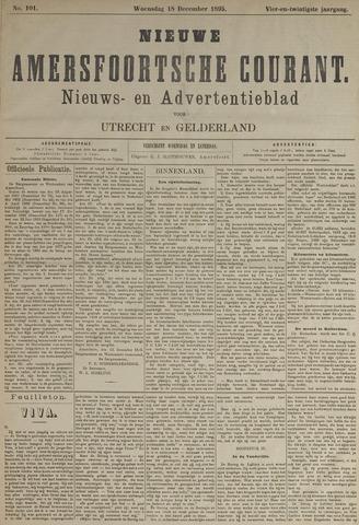 Nieuwe Amersfoortsche Courant 1895-12-18