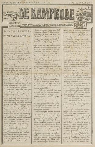 De Kampbode 1917-06-24