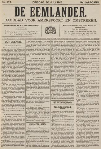 De Eemlander 1912-07-30