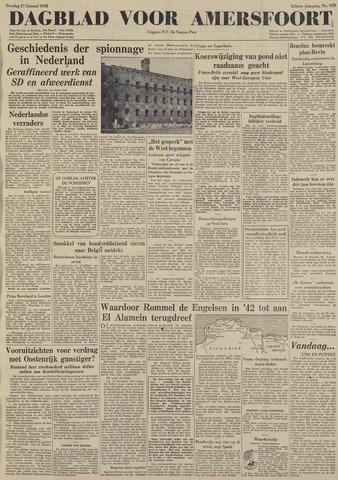 Dagblad voor Amersfoort 1948-01-27