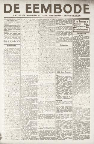 De Eembode 1920-10-12