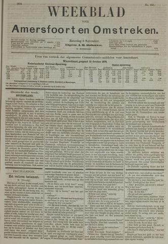 Weekblad voor Amersfoort en Omstreken 1878-11-02