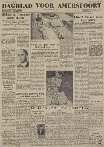 Dagblad voor Amersfoort 1948-01-14