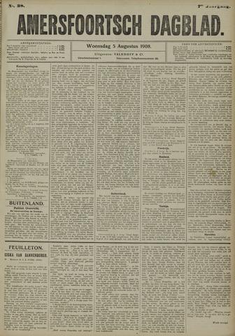 Amersfoortsch Dagblad 1908-08-05