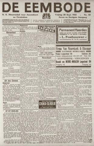 De Eembode 1923-09-28