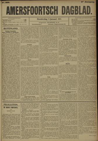 Amersfoortsch Dagblad 1911-01-05
