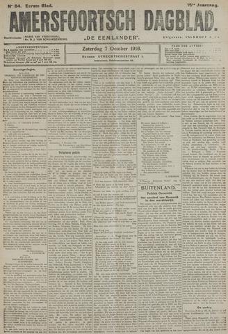 Amersfoortsch Dagblad / De Eemlander 1916-10-07