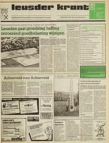 Leusder Krant 1988-05-19