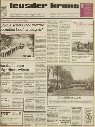 Leusder Krant 1986-10-23