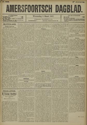 Amersfoortsch Dagblad 1907-03-06