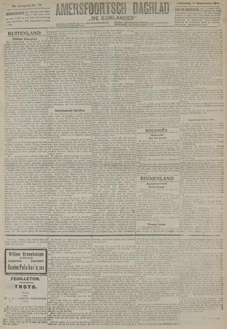 Amersfoortsch Dagblad / De Eemlander 1919-09-17