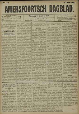 Amersfoortsch Dagblad 1910-10-31