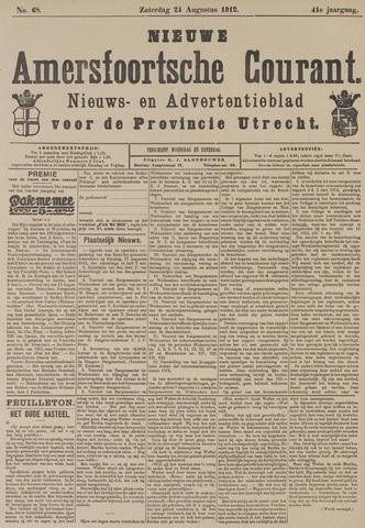 Nieuwe Amersfoortsche Courant 1912-08-24