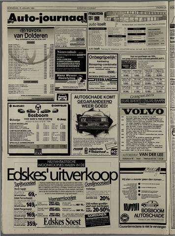 Soester Courant 1994-01-12