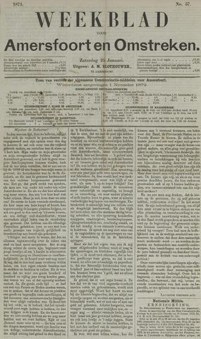 Weekblad voor Amersfoort en Omstreken 1873-01-25