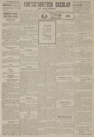 Amersfoortsch Dagblad / De Eemlander 1927-01-20