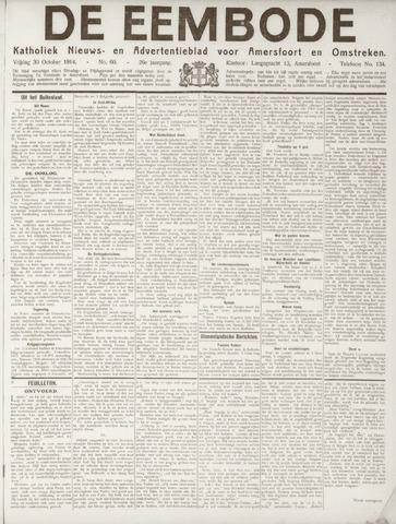 De Eembode 1914-10-30