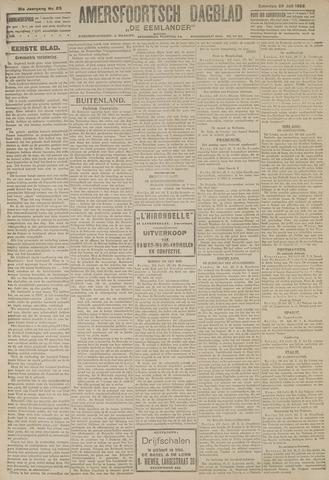 Amersfoortsch Dagblad / De Eemlander 1922-07-29