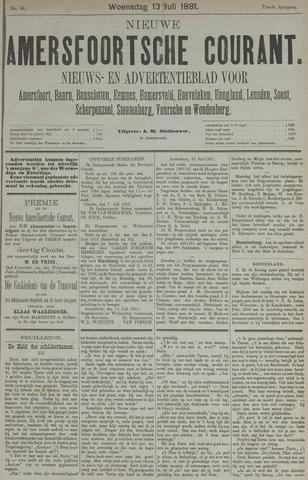 Nieuwe Amersfoortsche Courant 1881-07-13
